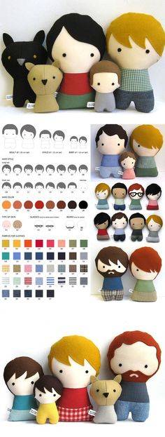 Citizens-Collectible-Dolls #Toys| http://toyspark482.blogspot.com
