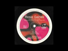Rosie Gaines - Closer Than Close (Frankie Knuckles Classic Club Mix) - YouTube