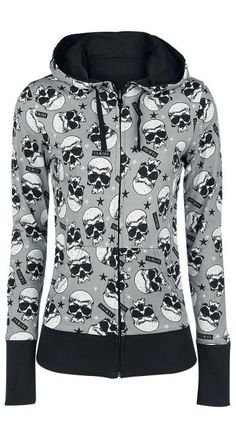 Sons Of Anarchy Hooded Top ~ EMP