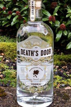 Death's Door Vodka @thehoochlife.  I'd try it.