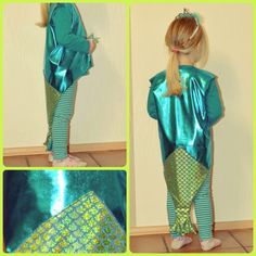 Meerjungfrauenkostüm