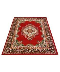 Maestro Traditional Rug - Red - 160 x 230cm.