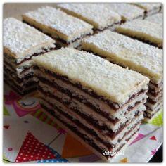 Hatlapos – Betty hobbi konyhája Vanilla Cake, Muffin, Bread, Desserts, Recipes, Food, Pandora, Christmas, Tailgate Desserts