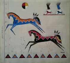 "Gordon Henry ""Beauty of the Spirit"" Native American Paintings, Native American Pictures, Native American Artists, Mayan Symbols, Viking Symbols, Egyptian Symbols, Viking Runes, Ancient Symbols, Sparrow Drawing"