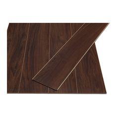 PRÄRIE Pavimento in laminato IKEA Superficie laminata: un pavimento resistente, per tutti gli ambienti della casa tranne le stanze umide.