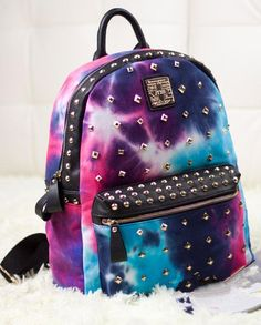 "Free Shippng Worldwide!  Pattern: Zipper  Color: Galaxy  One Size:  Width: 34cm/13.36""   Height: 37cm/14.54""   Bottom Thick: 14cm/5.50""  Product net weight:approx 0.8 KG"