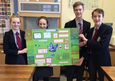 Young chemists win heat