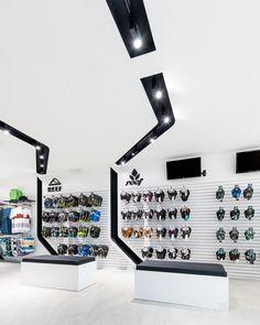 QUIQUE store by SYNArchitecture, San Jose   Costa Rica fashion