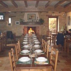 (Français) Salle repas  at Orrison albergue