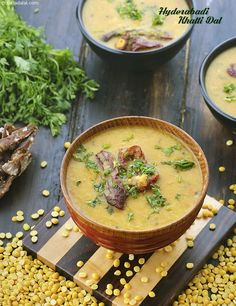 Loads of tomatoes and tamarind give this Hyderabadi Khatti Dal a tongue-tickl. Veg Recipes Of India, Indian Veg Recipes, Lentil Recipes, Curry Recipes, Andhra Recipes, Gujarati Recipes, Vegetarian Cooking, Vegetarian Recipes, Delicious Recipes
