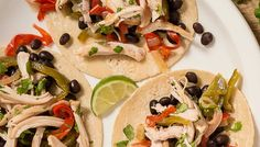 This easy tequila lime chicken recipe is a healthy protein packed dinner option.