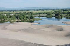 St. Anthony Sand Dunes & Egin Lake in Idaho! Can't wait to get there!