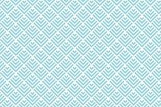 Stoff grafische Muster - Blue Summer Fish Tale, Summer Breeze, R. Blake - ein Designerstück von kidstixx-Stoffe bei DaWanda