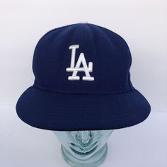 online retailer 9f235 278ec ... inexpensive new era 59fifty mlb los angeles dodgers royal blue fitted  baseball cap hat 7 1