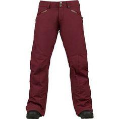 Burton Mosaic Gore-Tex® Snowboard Pants (For Women) at Sierra. Snowboard Girl, Snowboard Pants, Snowboarding, Skiing, Snow Fun, Burton Snowboards, Gore Tex, Outdoor Gear, Parachute Pants