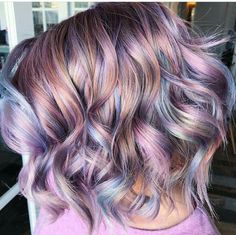 Hair Colour – My hair and beauty Bright Hair, Pastel Hair, Purple Hair, Hair Color And Cut, Cool Hair Color, Hair Colors, Vivid Hair Color, Coloured Hair, Mermaid Hair