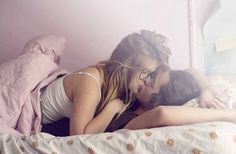 waking from a kiss