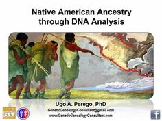 The Genetic Ancestry of Native Americans