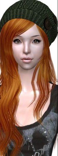 Sims 3 hair style