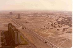 You've heard about Dubai, the fastest growing city in the world. But have you seen Dubai? Do you know what's really going on? Check out these amazing pictures to better comprehend this dynamic, world-class emirate. Then And Now Photos, Before And After Pictures, Dubai 1990, Dubai Uae, Dubai Waterfront, Elfa, Vacation Planner, United Arab Emirates, Gardens