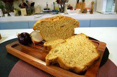 Pão de Cebola | Receitas | Dia Dia