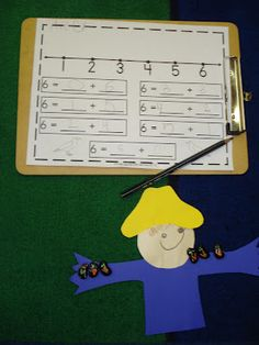 Mrs. Plant's Press: scarecrows/composing.decomposing 6 (adapt to 2nd grade)