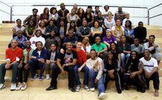 Group photo of the Community Chorus