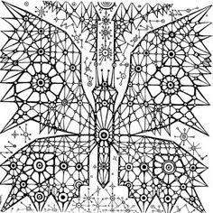 Бабочка Драконовых ключей