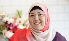 Nice to see a Muslim contestant on Masterchef.