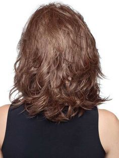 15 Thick Medium Length Hairstyles