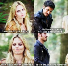 Once Upon a Time Captain Hook and Emma Kiss | Captain Hook and Emma Swan . As you can see it is only a matter of time until they kiss.