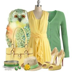 LOLO Moda: Morning spring dresses