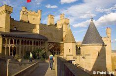 Ruta histórica y algo más por el Reyno de #Navarra.  © Turismo  Navarra