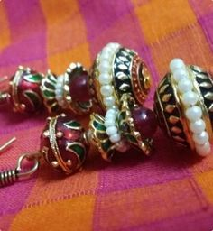 Shop online for Handmade Earring at best price in India at Kraftly.com. New…