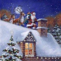 Christmas Eve be careful Father C