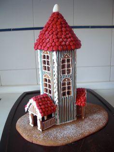 mumin house gingerbread - Αναζήτηση Google