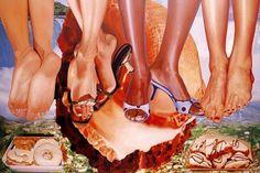 jeff koons paintings | Jeff Koons Niagara Falls