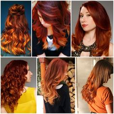 ombre hair edge | Hair Color How-To: Inspiration & Formulation for Fall Foliage
