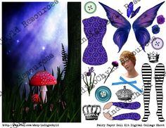 8.5x11 inches collage sheet at 300 DPI. JPG Sheet, Now a direct download! ♥PLEASE NOTE♥ Digital downloads are sent without watermarks and with