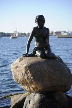 Copenhagen, Denmark, Hans Christian Andersen's Little Mermaid