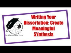 results dissertation
