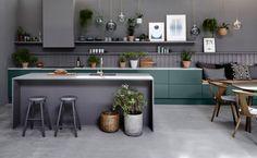 Det grønne køkken | Invita