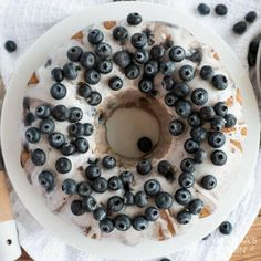 A dense yet incredibly moist cake speckled with fresh blueberries is seriously hard to resist, and it looks so pretty topped with glaze and sprinkled with berries. A super moist blueberry bundt cake topped with a sweet and simple glaze and fresh plump blueberries. This cake is positively delicious when packed with summers favorite little fruit. Blueberry bundt cake is one of those staple cakes. A dense yet incredibly moist cake speckled with fresh blueberries is seriously hard to resist, and…