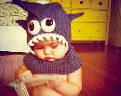 gorro tiburon crochet - Buscar con Google