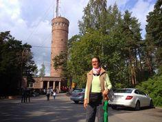 Di tutto e di più sulla Sardegna di Giurtalia e tanto altro ancora.: Viaggio in Finlandia - 2*parte. La torre panoramic...