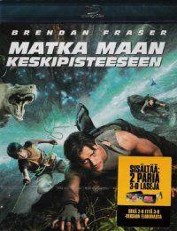 Matka maan keskipisteeseen (Blu-ray) 5,95€