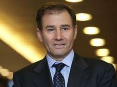 Jewish Ivan Glasenberg, CEO GLENCORE Zambia Copper Mine (Watch video: Stealing Africa)and Xstrata, Switzerland, 2013