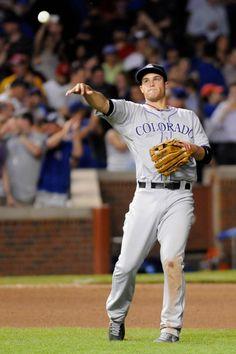 MLB: Colorado Rockies at Chicago Cubs  Nolan Arenado