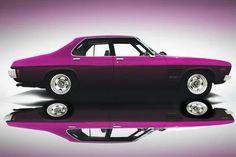 <3 GTS #Holden #Purple