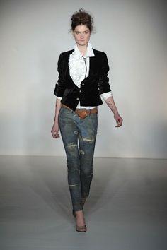 Red Label Autumn- Winter 2012/ 13.  Vivienne Westwood